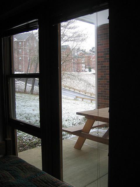 (Some) Snow!